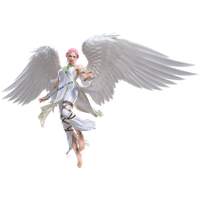 Fantasy Angel Transparent Background PNG Image