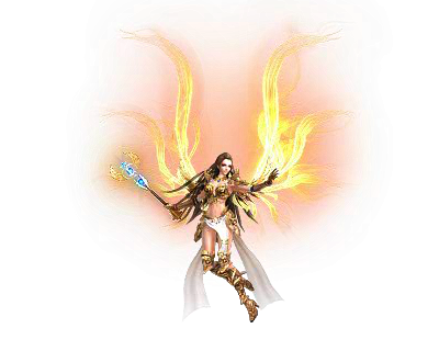 Angel Warrior Picture PNG Image