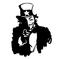 Anonymous Transparent Image PNG Image