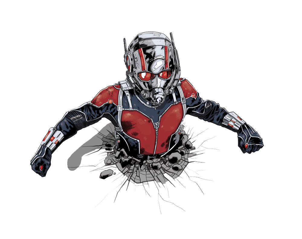 Ant-Man Transparent PNG Image
