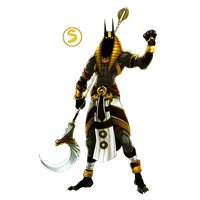 Anubis Picture PNG Image