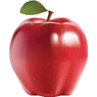 Red Apple Png Image PNG Image