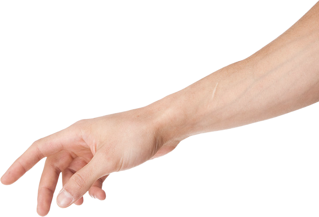 Arm Clipart PNG Image
