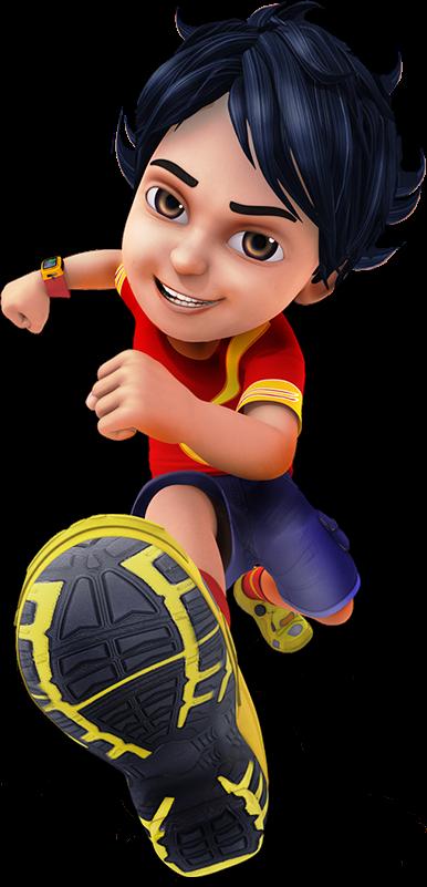 Download Sonic Boy Shiva Nickelodeon Black Hair Cartoon Hq Png Image Freepngimg