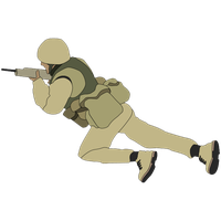 Army Transparent Background PNG Image