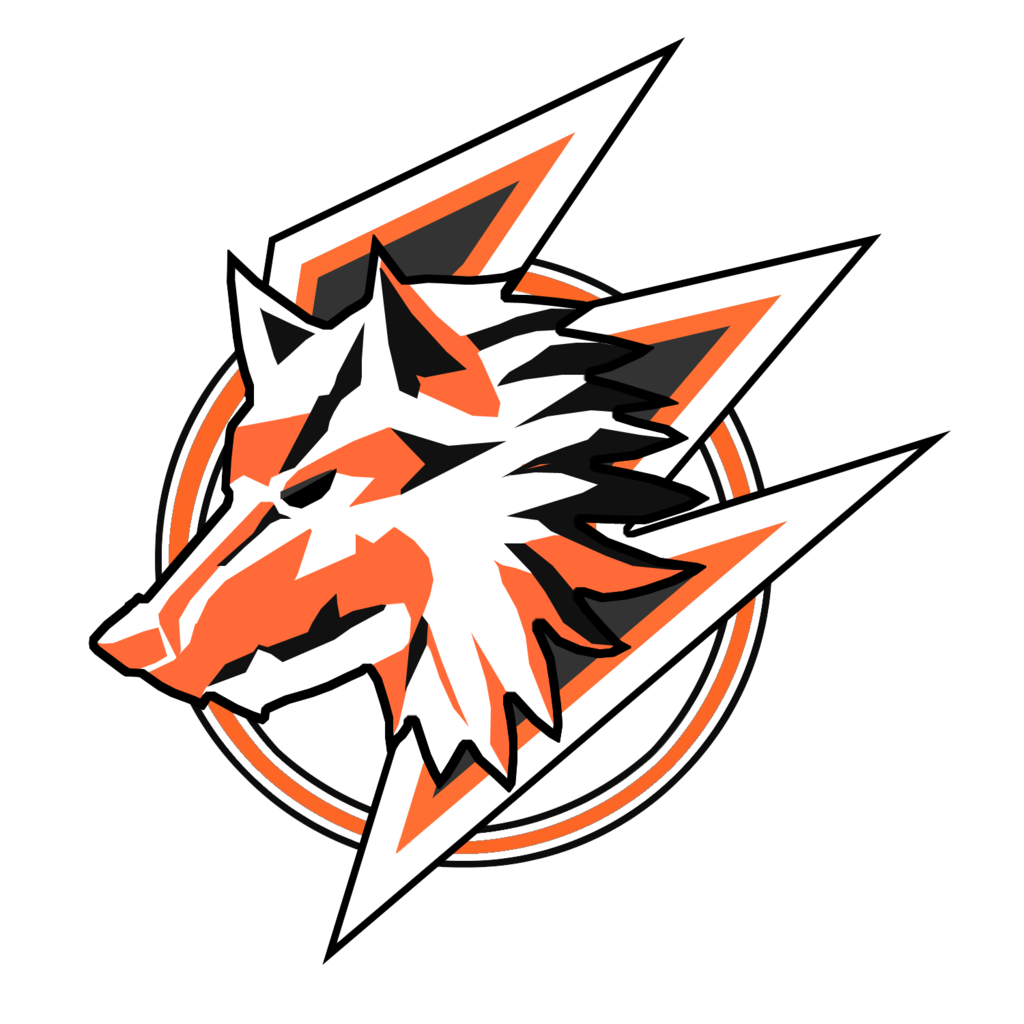 Download Gray Emblem Symbol Wolf Artwork Logo HQ PNG Image