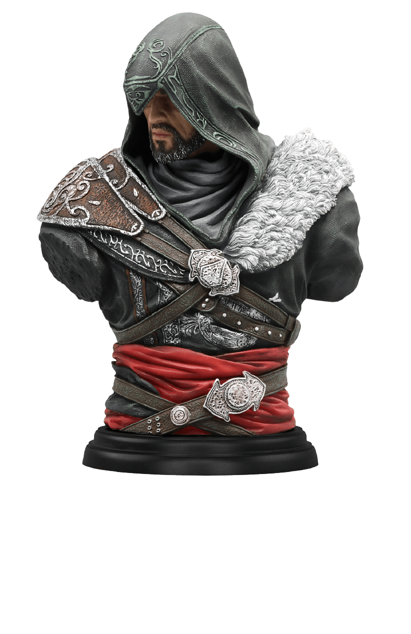 Altair Assassins Creed Transparent Background PNG Image
