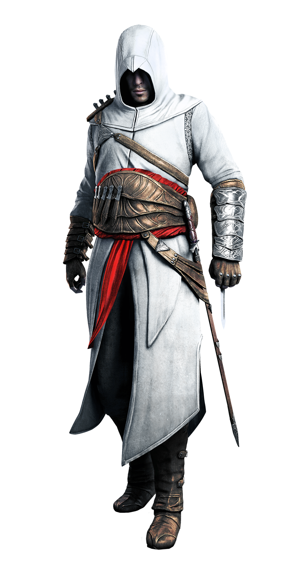 Altair Assassins Creed Clipart PNG Image