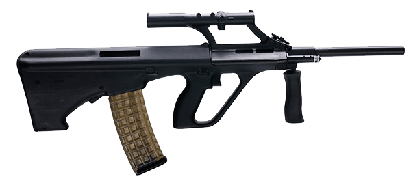 Stayer Assault Rifle Png PNG Image