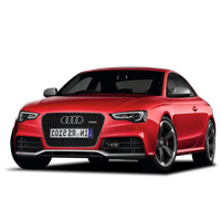 Audi Rs5 Red PNG Image