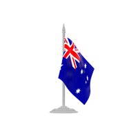 Australia Flag Png Clipart PNG Image