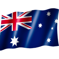 Australia Flag Picture PNG Image
