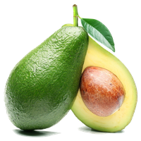 Avocado Png Clipart PNG Image