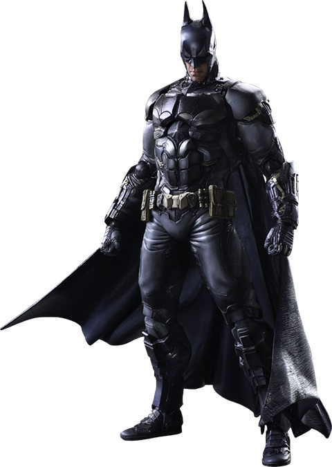 Batman Arkham Knight File PNG Image