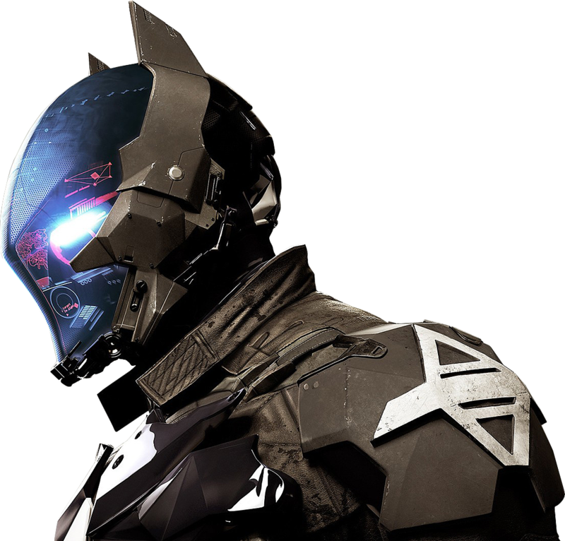 Batman Arkham Knight Transparent Image PNG Image