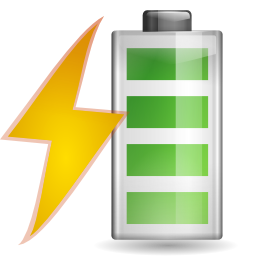 Battery Charging Download Png PNG Image