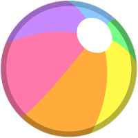 Beach Ball Png PNG Image