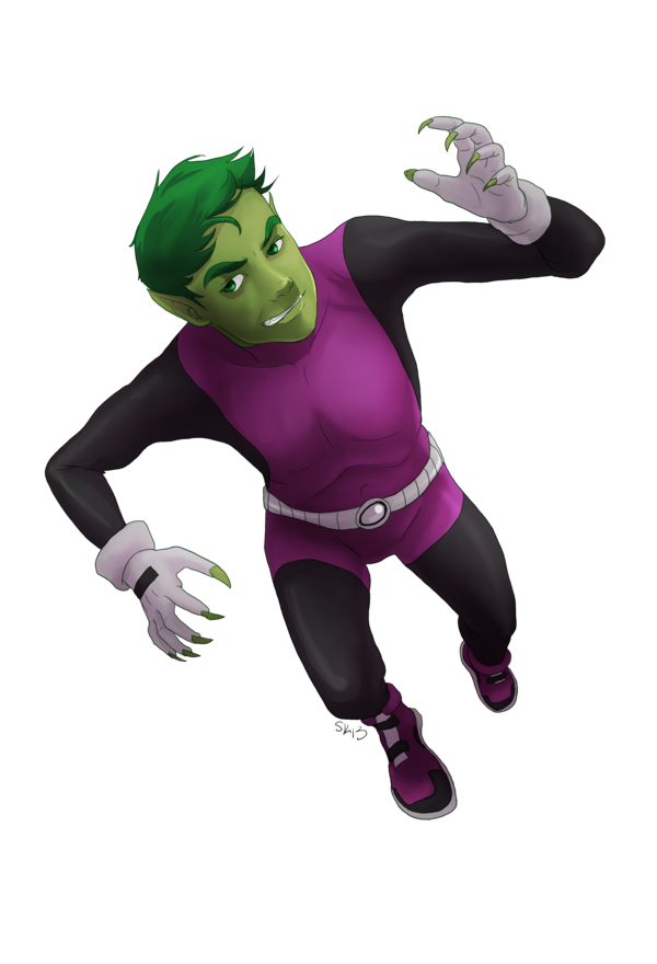 Beast Boy Image PNG Image