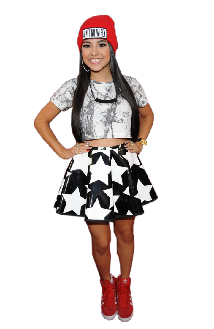 Becky G Image PNG Image