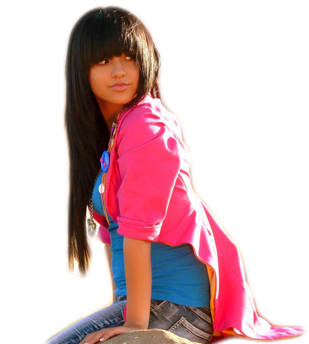 Becky G Free Download PNG Image