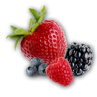 Berries Transparent Picture PNG Image