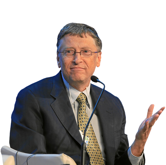 Bill Gates Transparent Image PNG Image