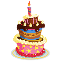 Download Birthday Cake Free PNG Photo Images And Clipart FreePNGImg - Birthday cake free