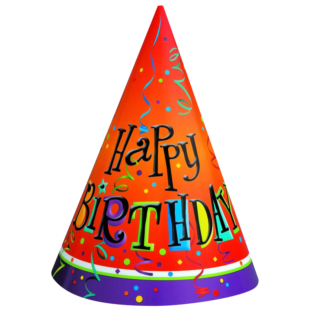 Birthday Hat Png Clipart PNG Image