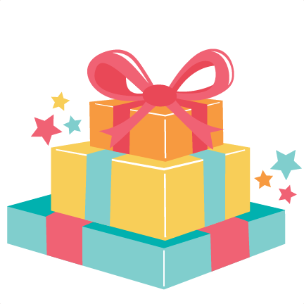 Birthday Present Png Pic PNG Image