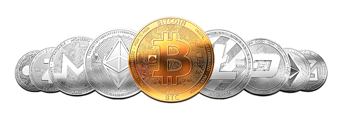 Money Blockchain Bitcoin Cryptocurrency Currency Digital PNG Image