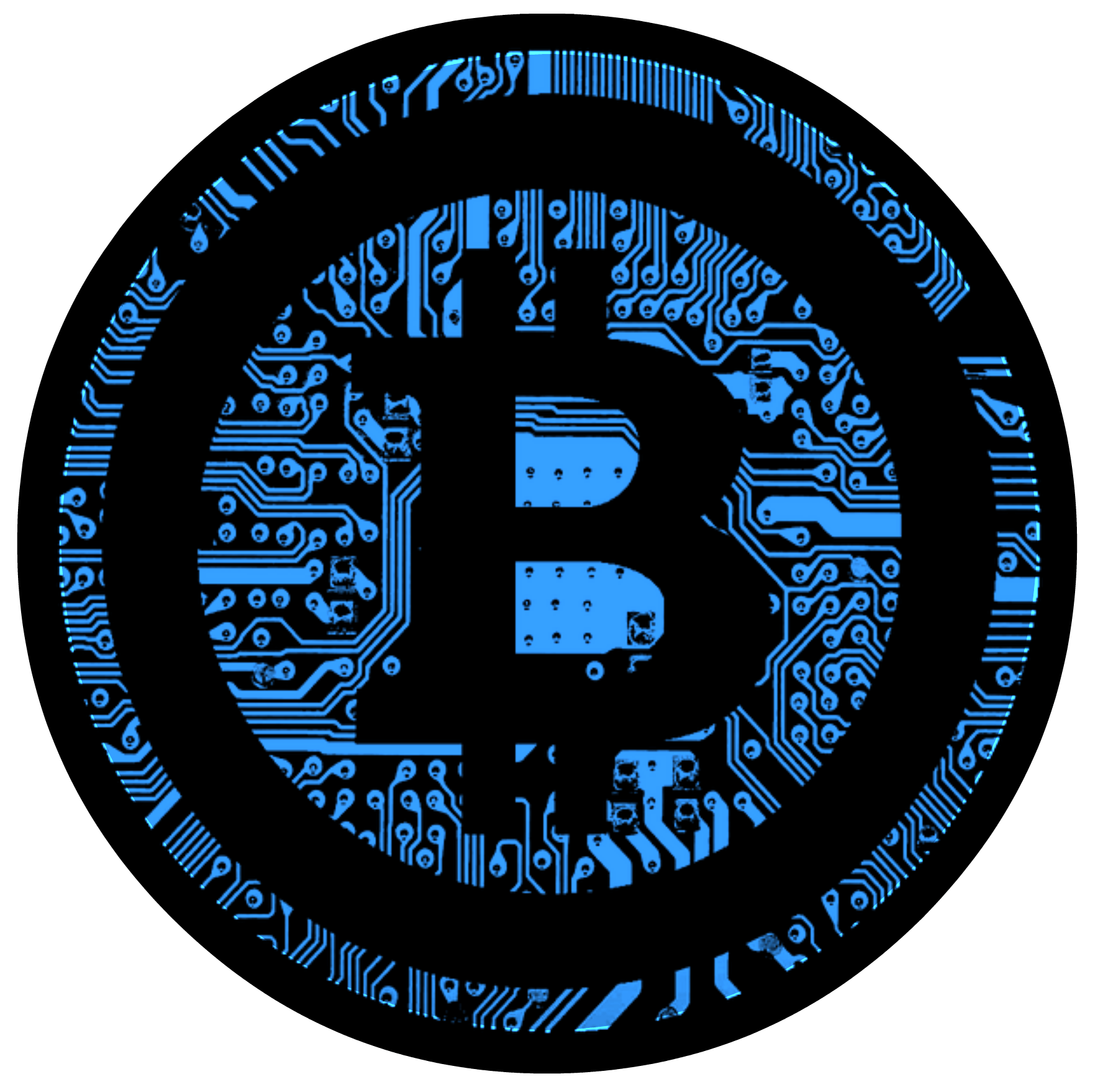 Cryptocurrency Ethereum Blockchain Bitcoin Exchange Free Clipart HQ PNG Image