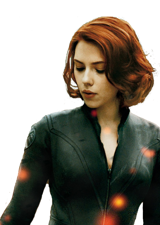 Black Widow Transparent Image PNG Image
