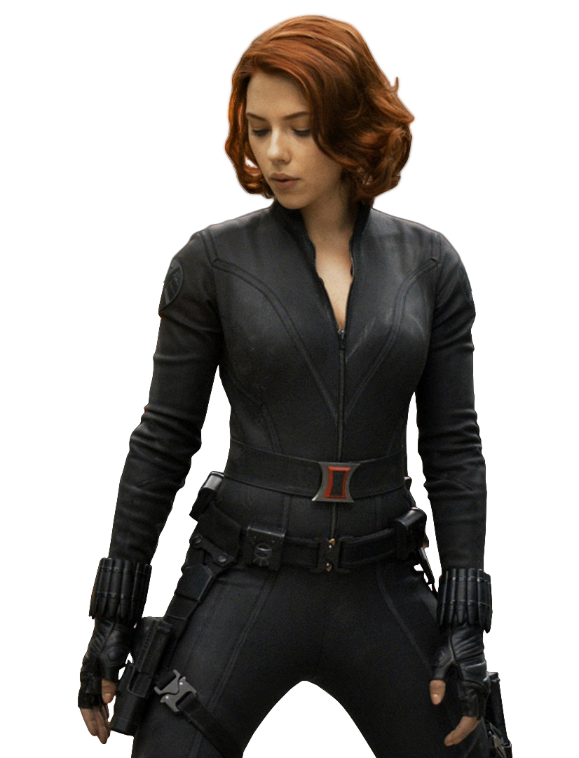 Black Widow Png Picture PNG Image