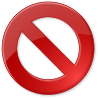 Blocked Png Picture PNG Image