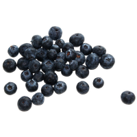 Blueberry Transparent PNG Image