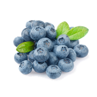 Blueberry Photo PNG Image