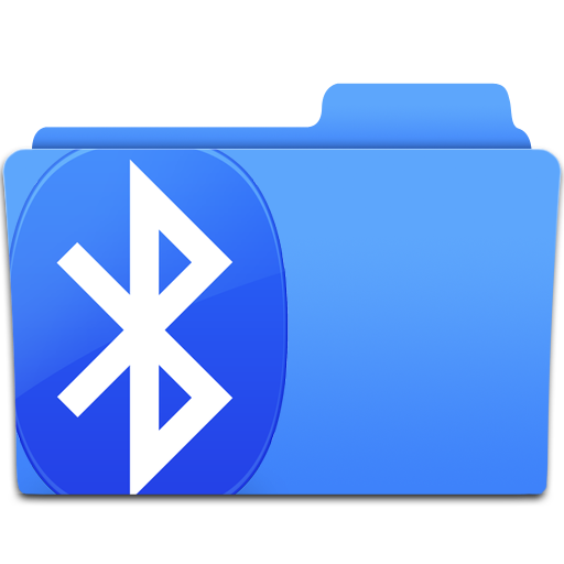 Bluetooth File PNG Image