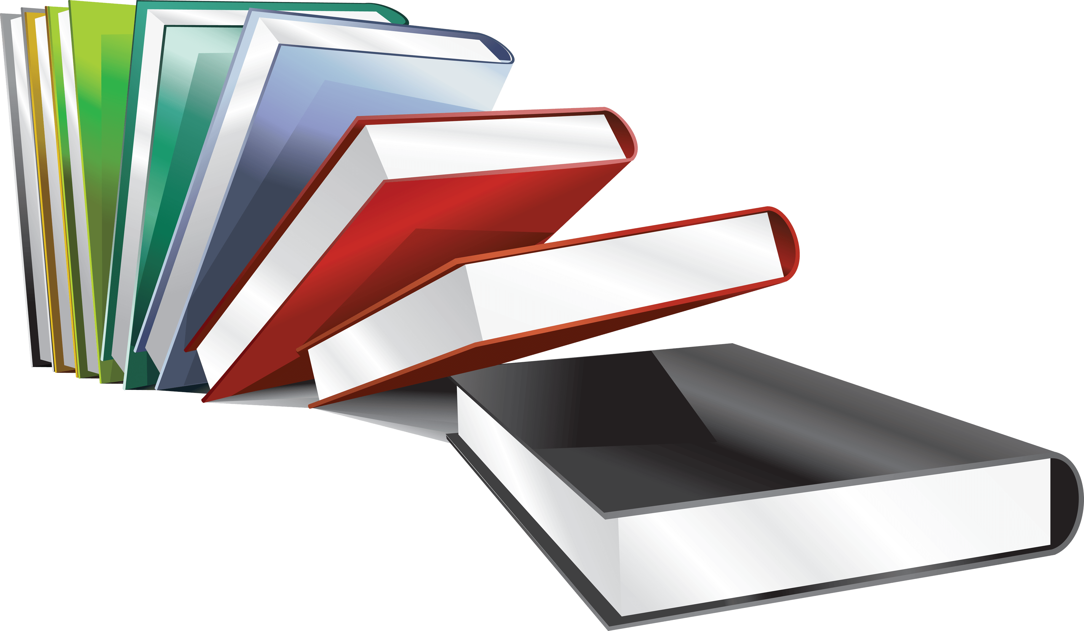 Books Png Image With Transparency Background PNG Image