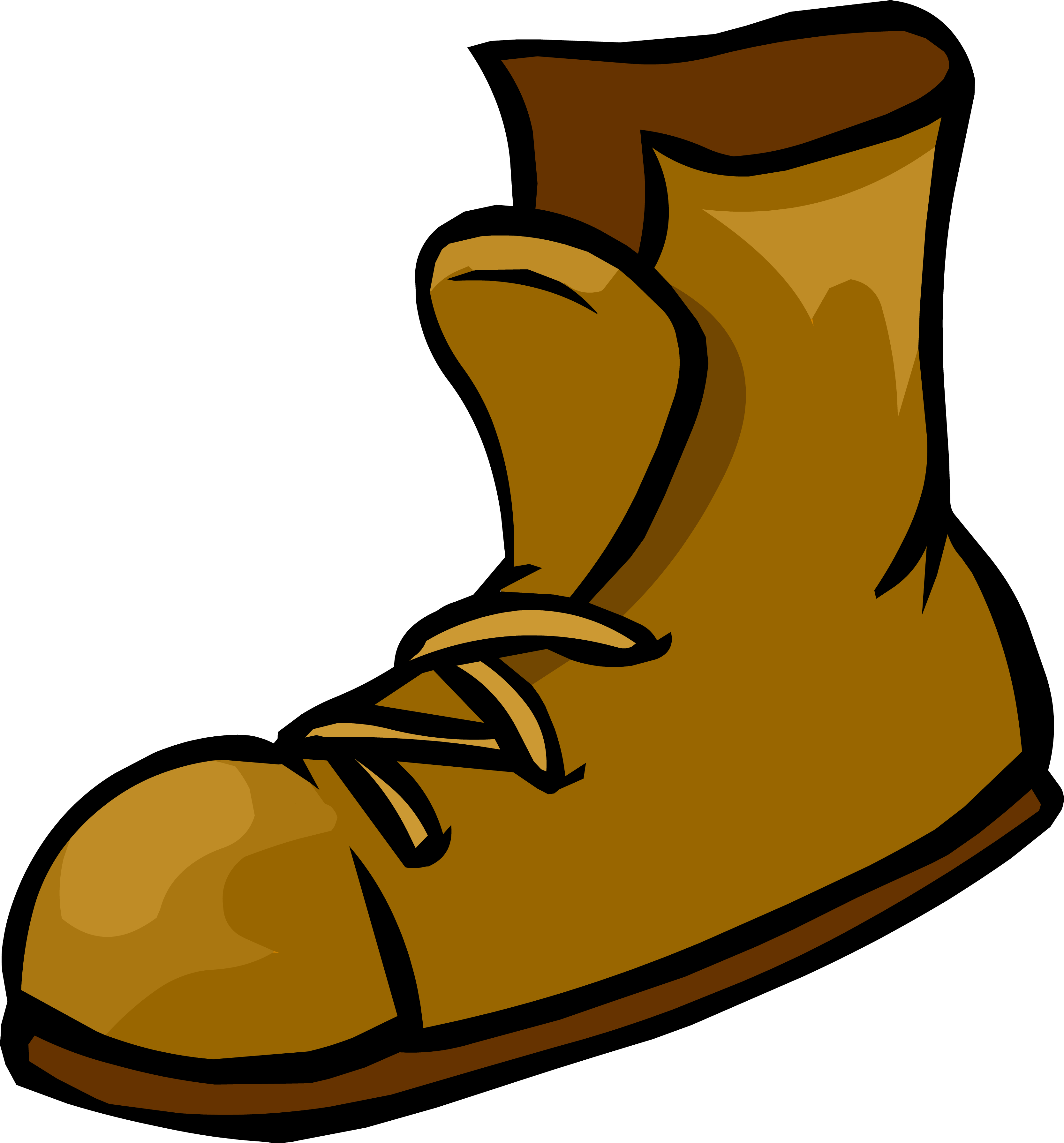 Boot Transparent Image PNG Image