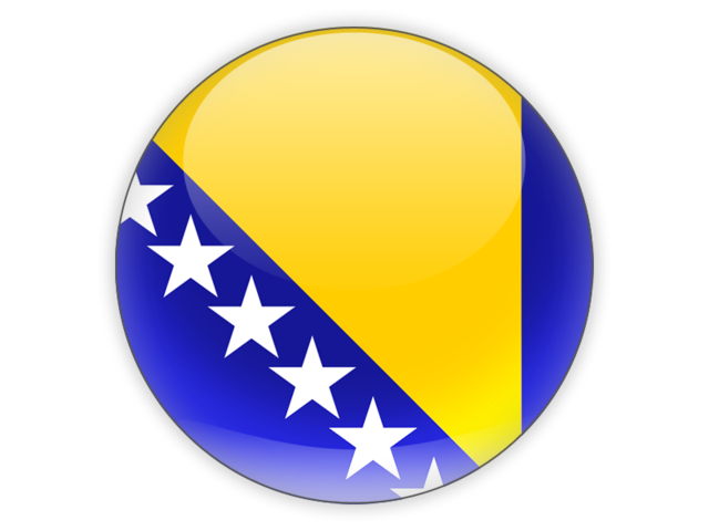 Bosnia And Herzegovina Flag Free Download Png PNG Image