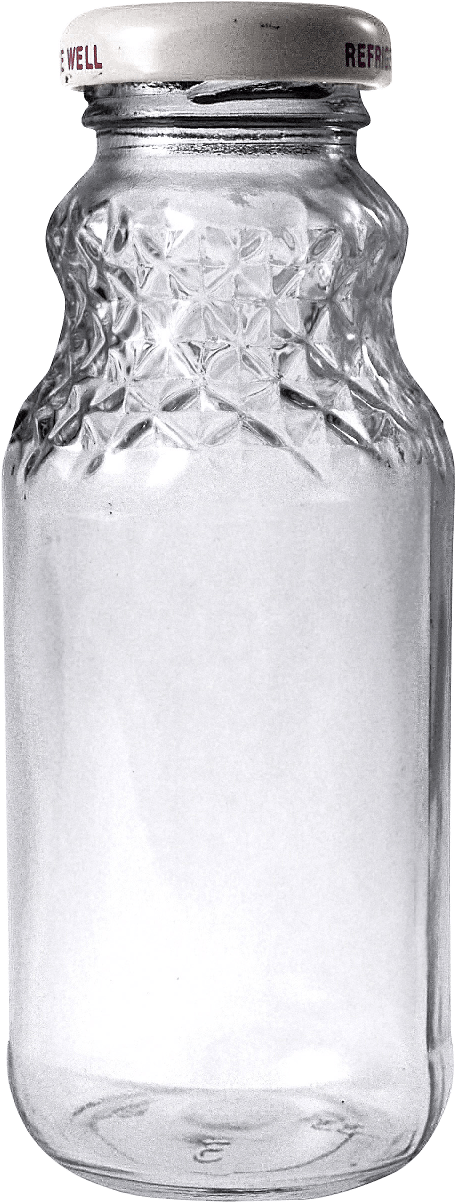 Empty Glass Bottle Png Image PNG Image