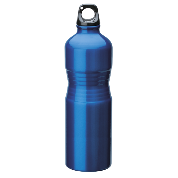 Aluminium Water Bottle PNG Image