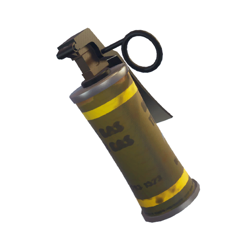 Yellow Hardware Royale Fortnite Battle Grenade PNG Image