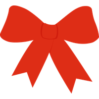 Bowknot Transparent Background PNG Image