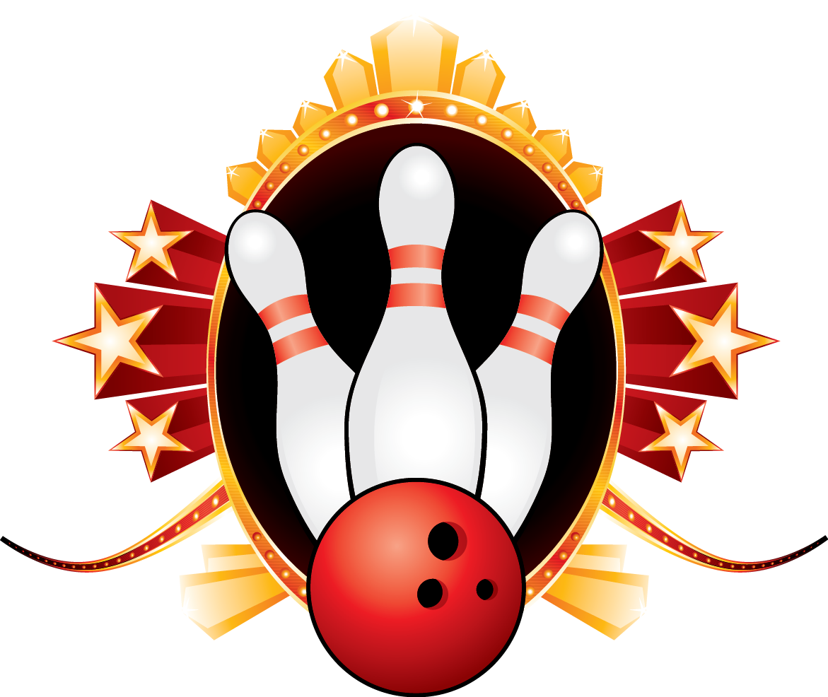 Bowling Picture PNG Image
