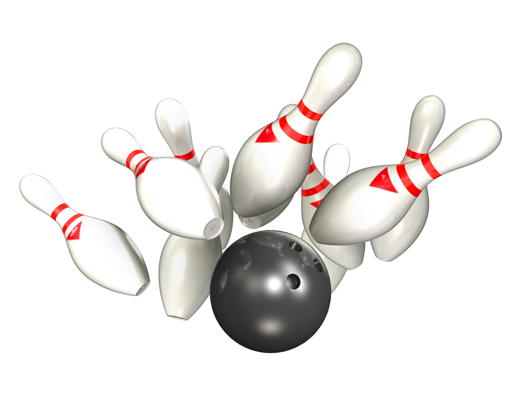 Bowling Transparent PNG Image