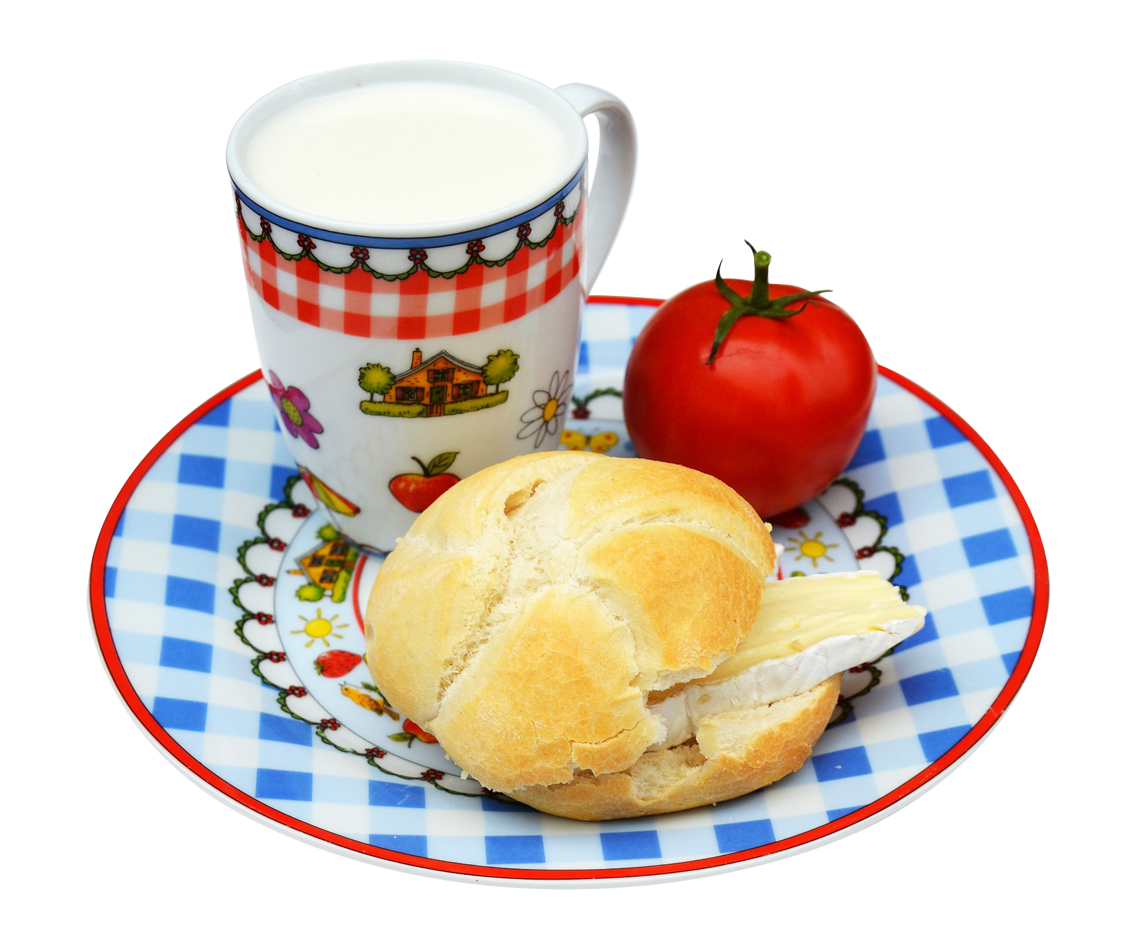 Breakfast Picture PNG Image