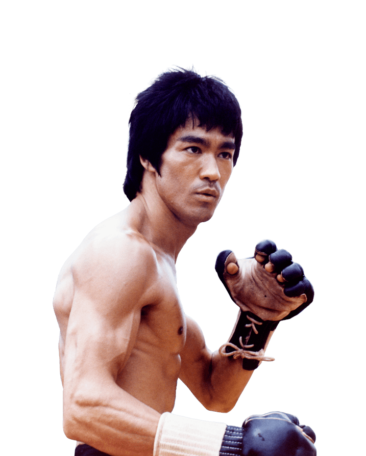 Bruce Lee Picture PNG Image