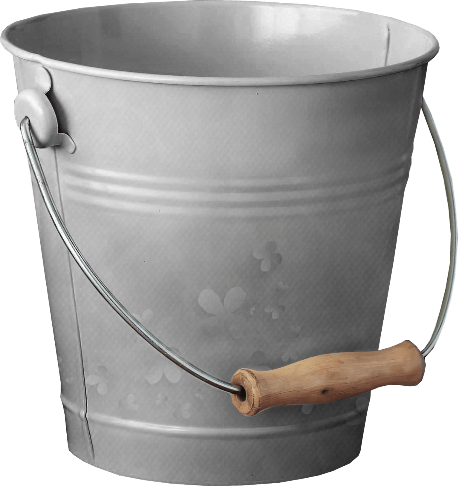 Iron Bucket Png Image Download PNG Image