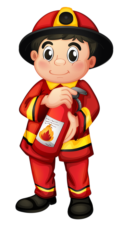 Boy Art Fire Firefighter Station Department PNG Image